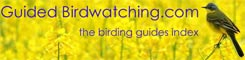 All the bird guides of the world