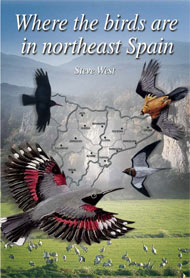 Where are the birds in Northeast Spain