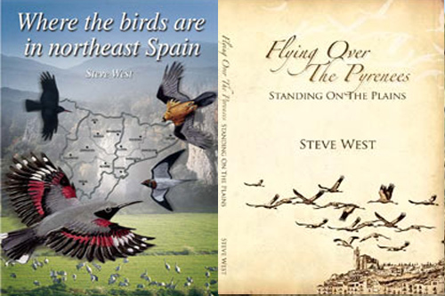 Interesting Books about birding in NE Spain